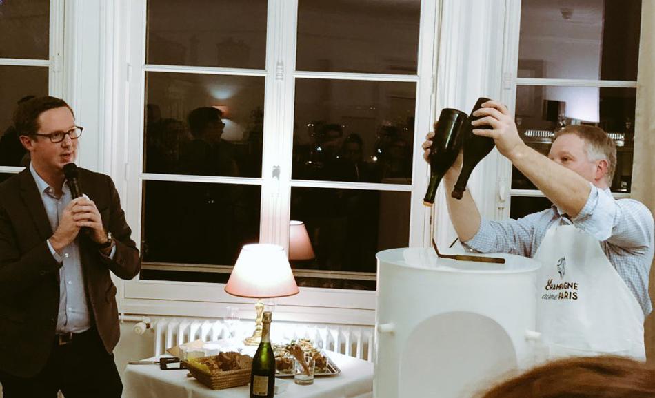 Le Champagne aime Paris (1)