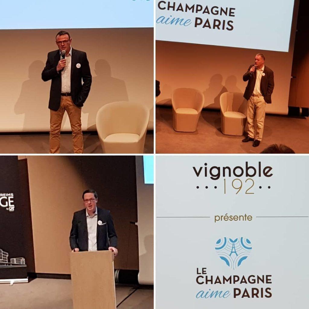 Présentation de l'association Vignoble 192
